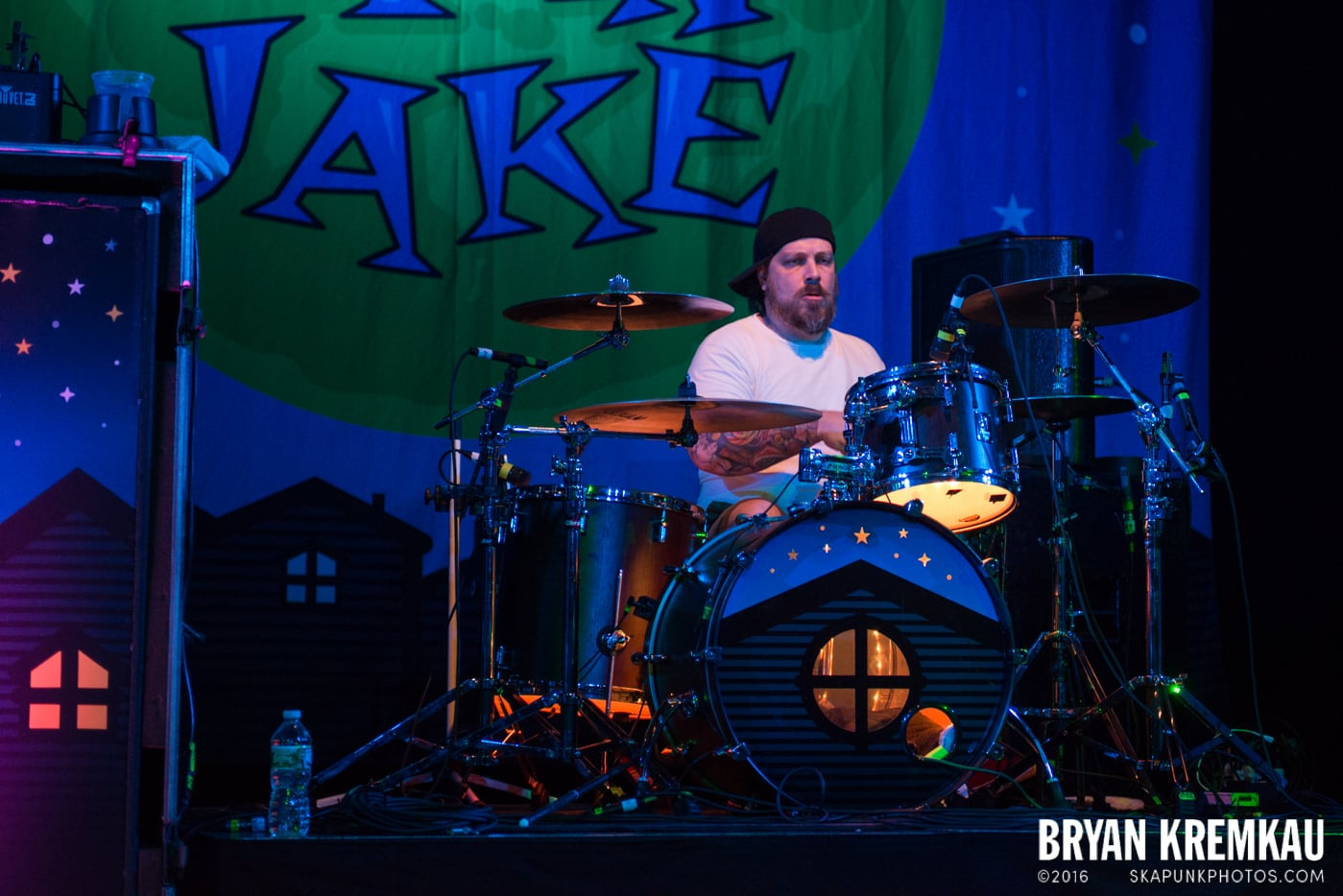 Less Than Jake @ Best Buy Theater, NYC - 6.16.15 (36)