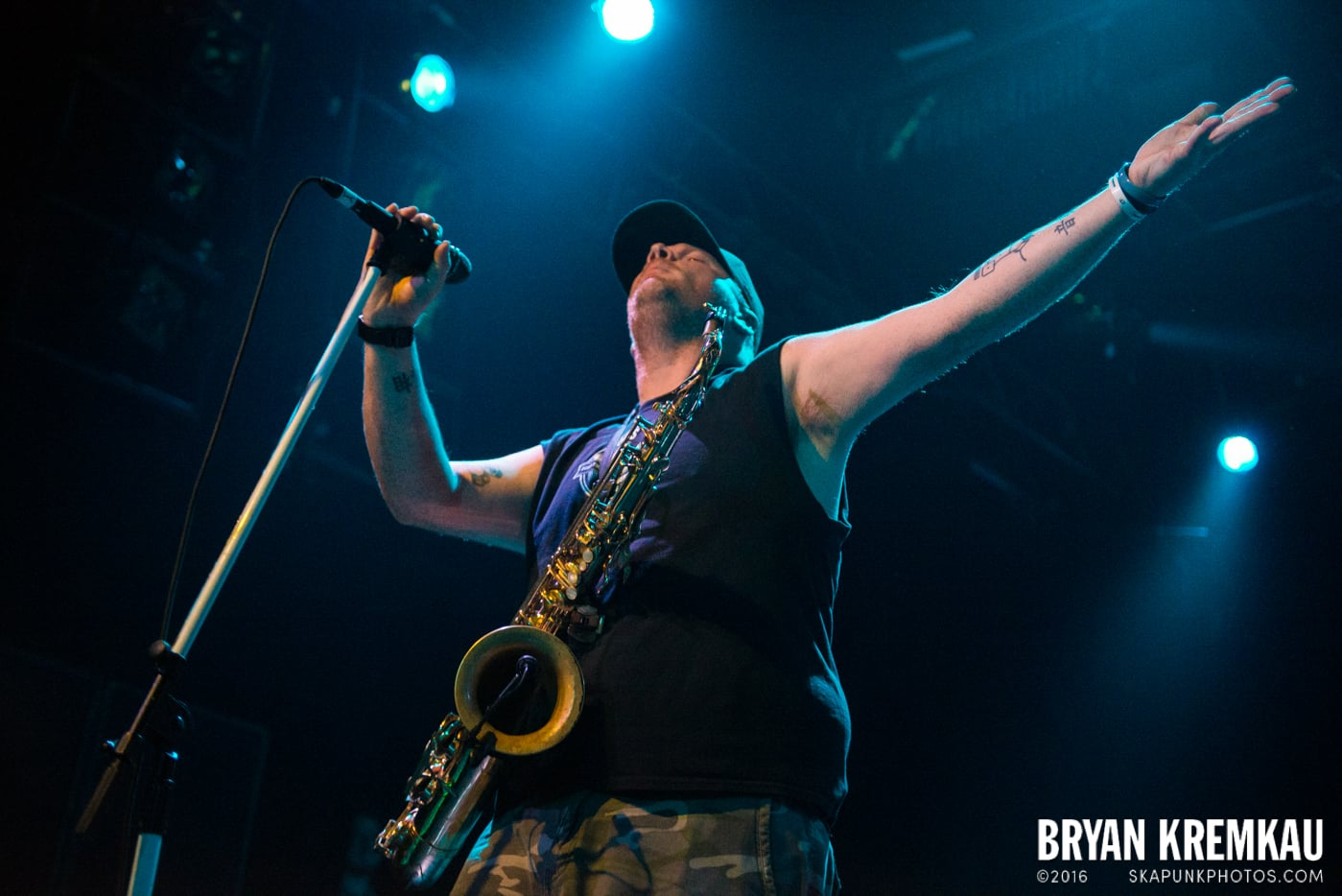 Less Than Jake @ Best Buy Theater, NYC - 6.16.15 (34)