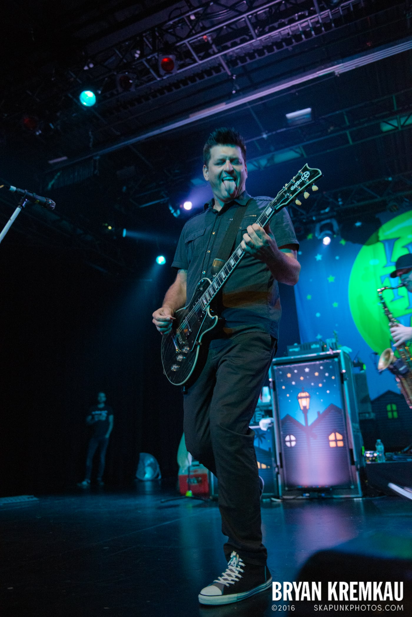 Less Than Jake @ Best Buy Theater, NYC - 6.16.15 (31)