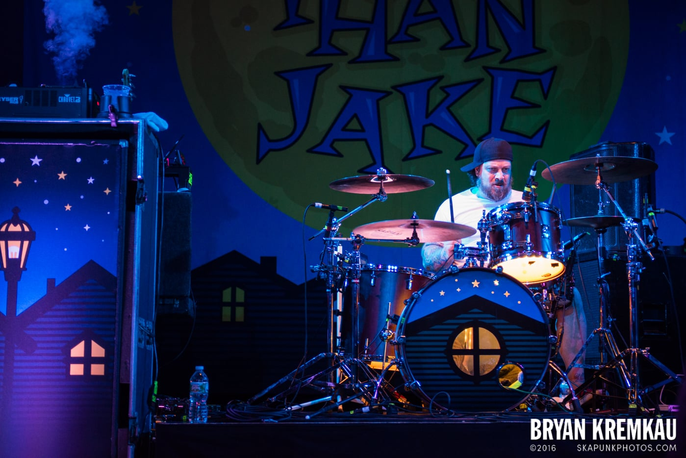 Less Than Jake @ Best Buy Theater, NYC - 6.16.15 (25)