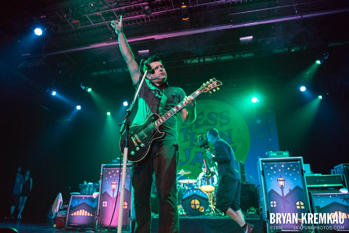 Less Than Jake @ Best Buy Theater, NYC - 6.16.15 (19)