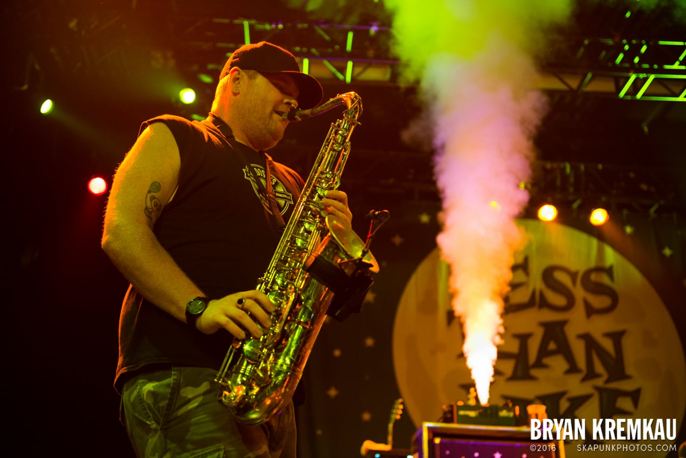 Less Than Jake @ Best Buy Theater, NYC - 6.16.15 (11)