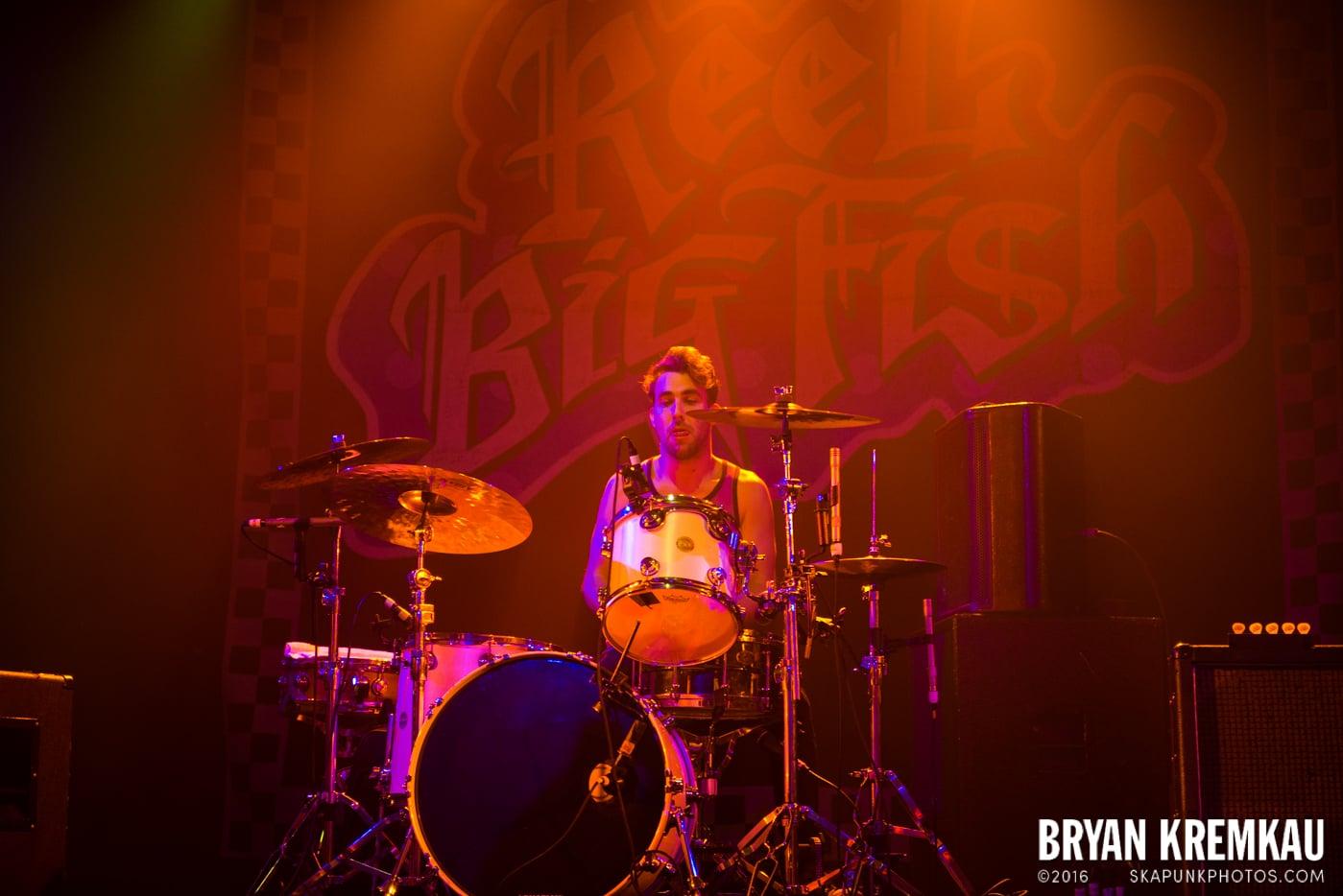 Reel Big Fish @ Best Buy Theater, NYC - 6.16.15 (40)