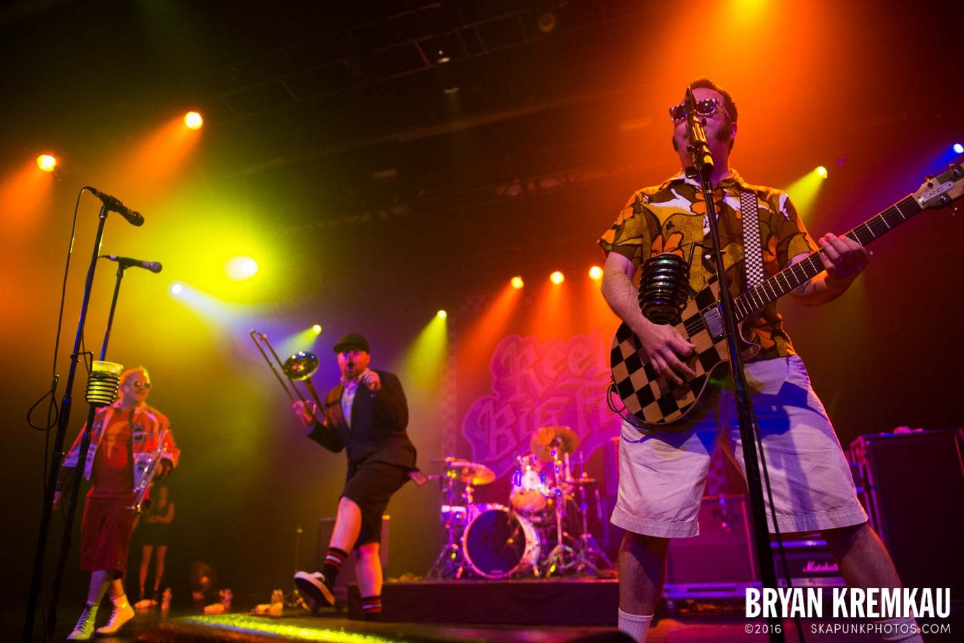 Reel Big Fish @ Best Buy Theater, NYC - 6.16.15 (34)
