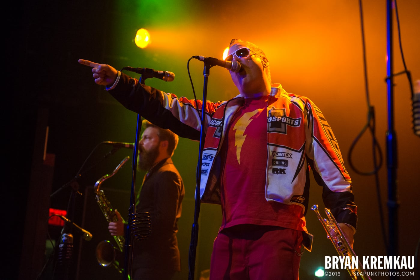 Reel Big Fish @ Best Buy Theater, NYC - 6.16.15 (33)