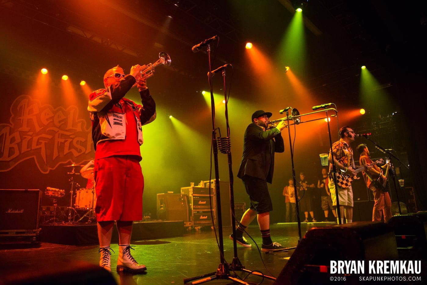 Reel Big Fish @ Best Buy Theater, NYC - 6.16.15 (26)
