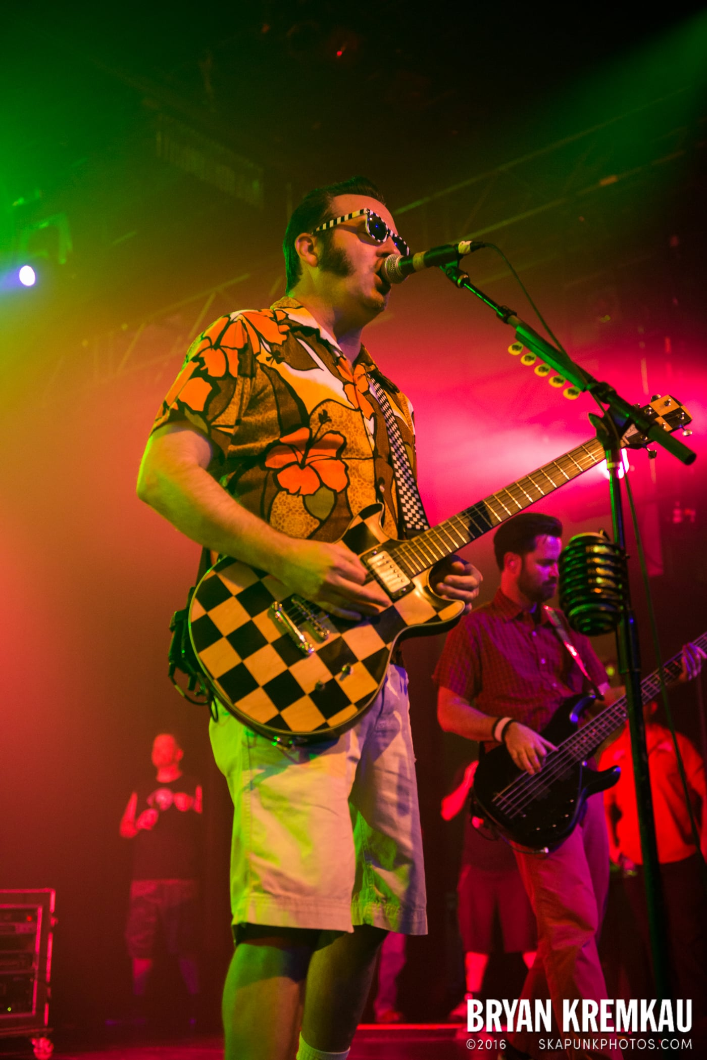 Reel Big Fish @ Best Buy Theater, NYC - 6.16.15 (21)