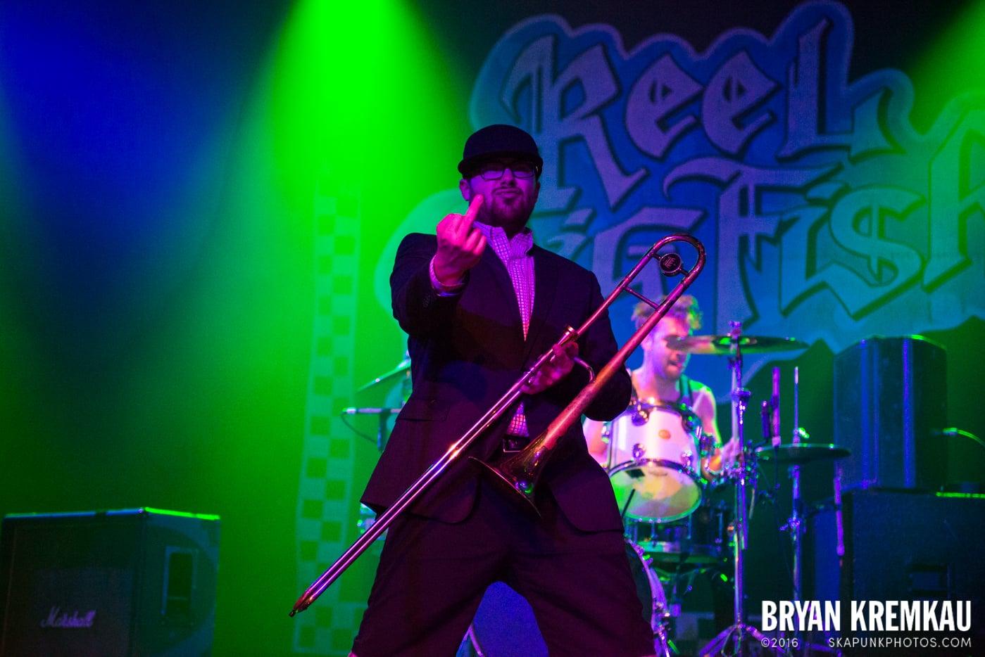 Reel Big Fish @ Best Buy Theater, NYC - 6.16.15 (13)