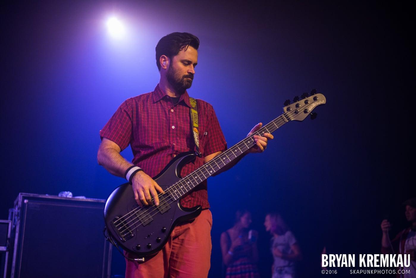 Reel Big Fish @ Best Buy Theater, NYC - 6.16.15 (6)
