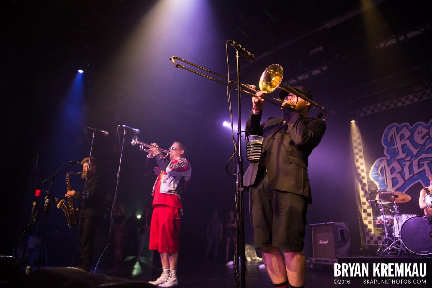 Reel Big Fish @ Best Buy Theater, NYC - 6.16.15 (5)