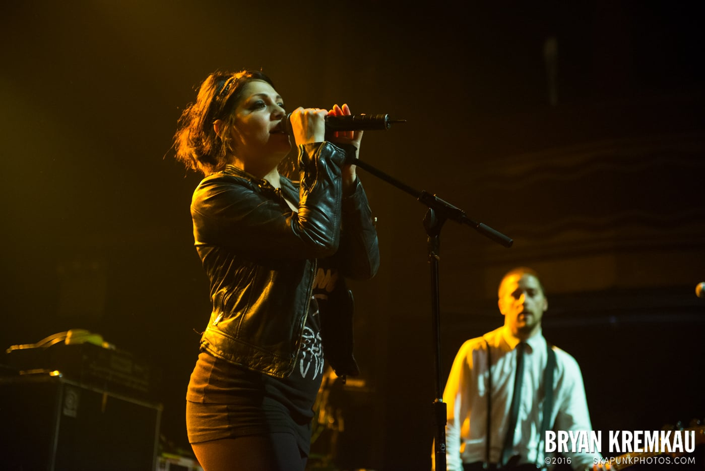The Interrupters @ Webster Hall, NYC - 7.15.15 (34)