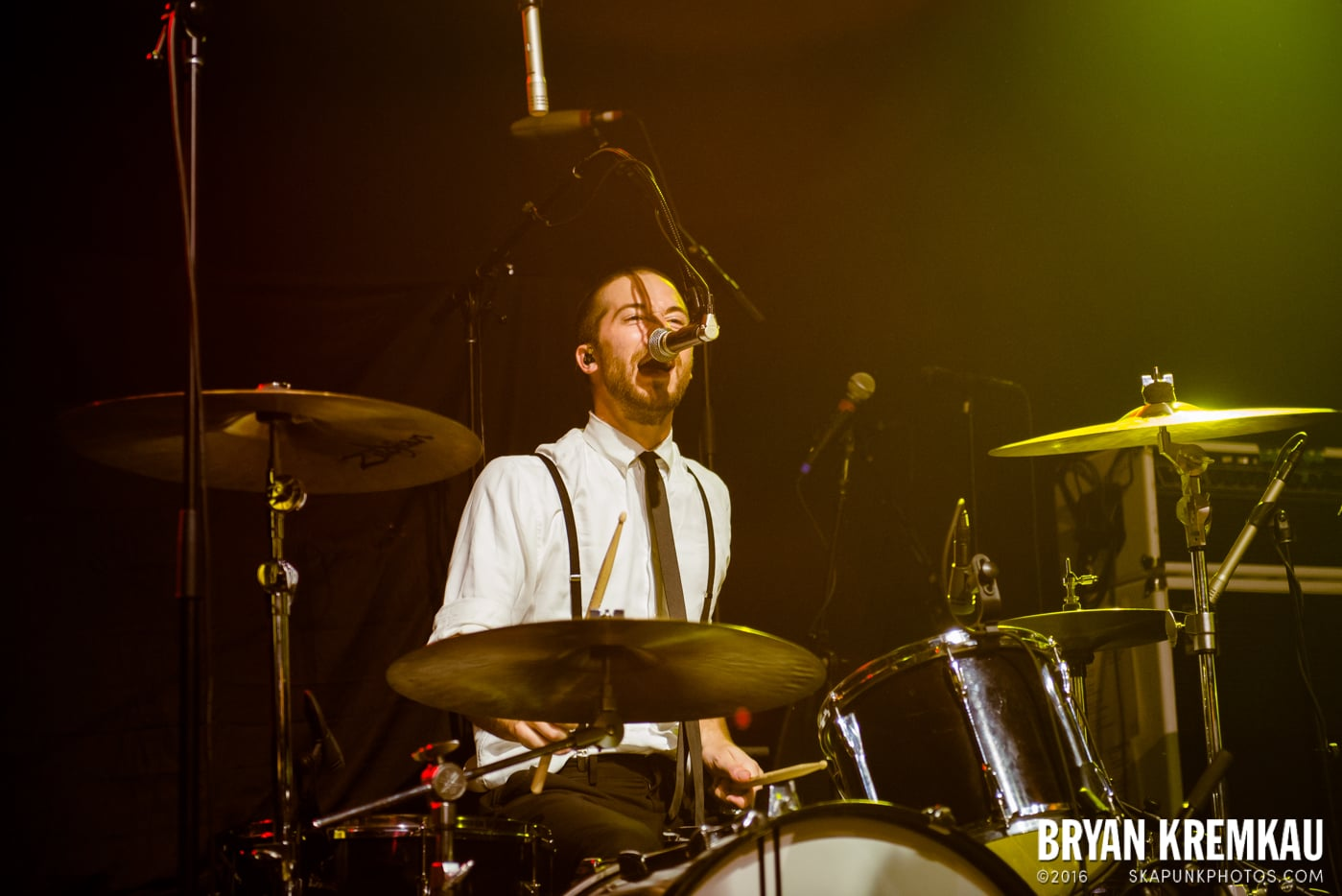 The Interrupters @ Webster Hall, NYC - 7.15.15 (28)