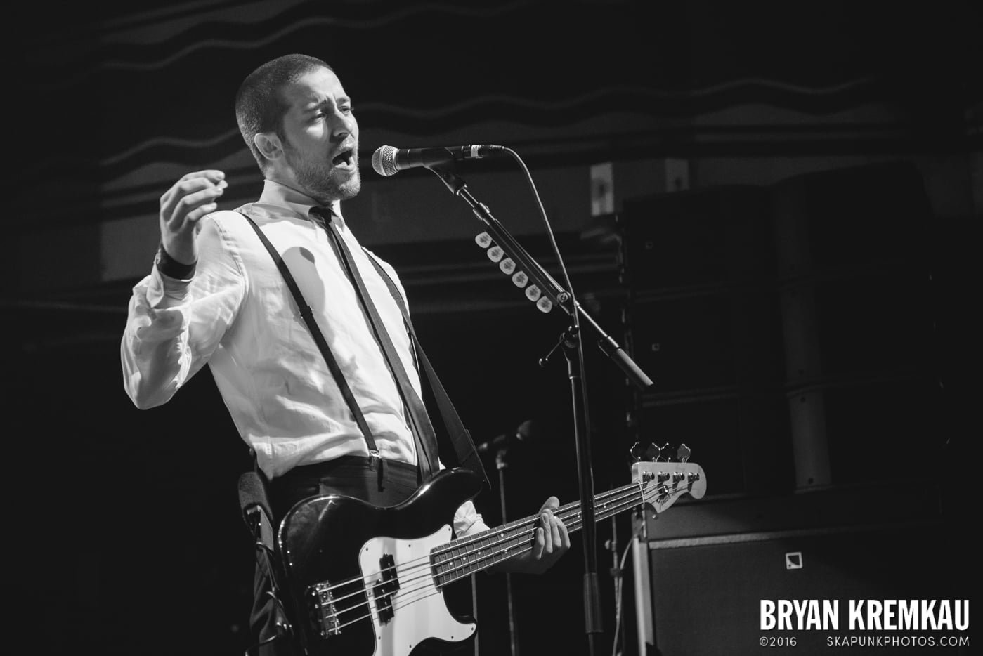 The Interrupters @ Webster Hall, NYC - 7.15.15 (26)