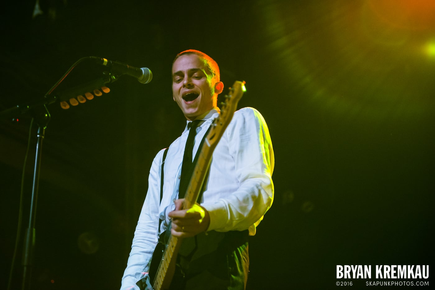 The Interrupters @ Webster Hall, NYC - 7.15.15 (25)