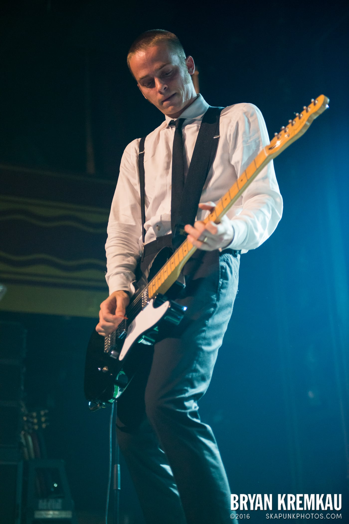 The Interrupters @ Webster Hall, NYC - 7.15.15 (22)