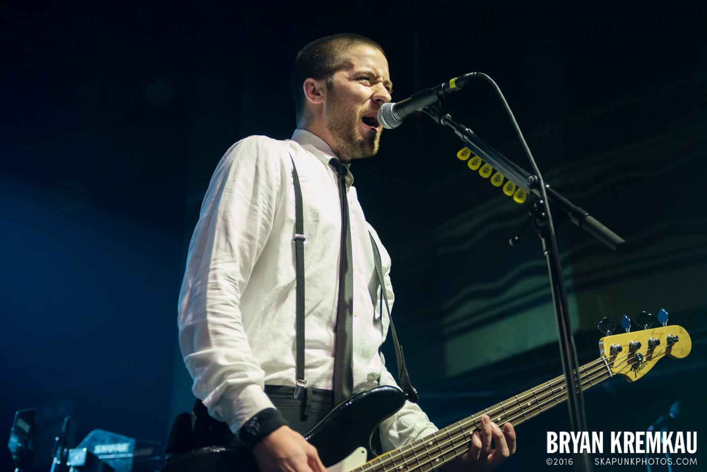 The Interrupters @ Webster Hall, NYC - 7.15.15 (20)