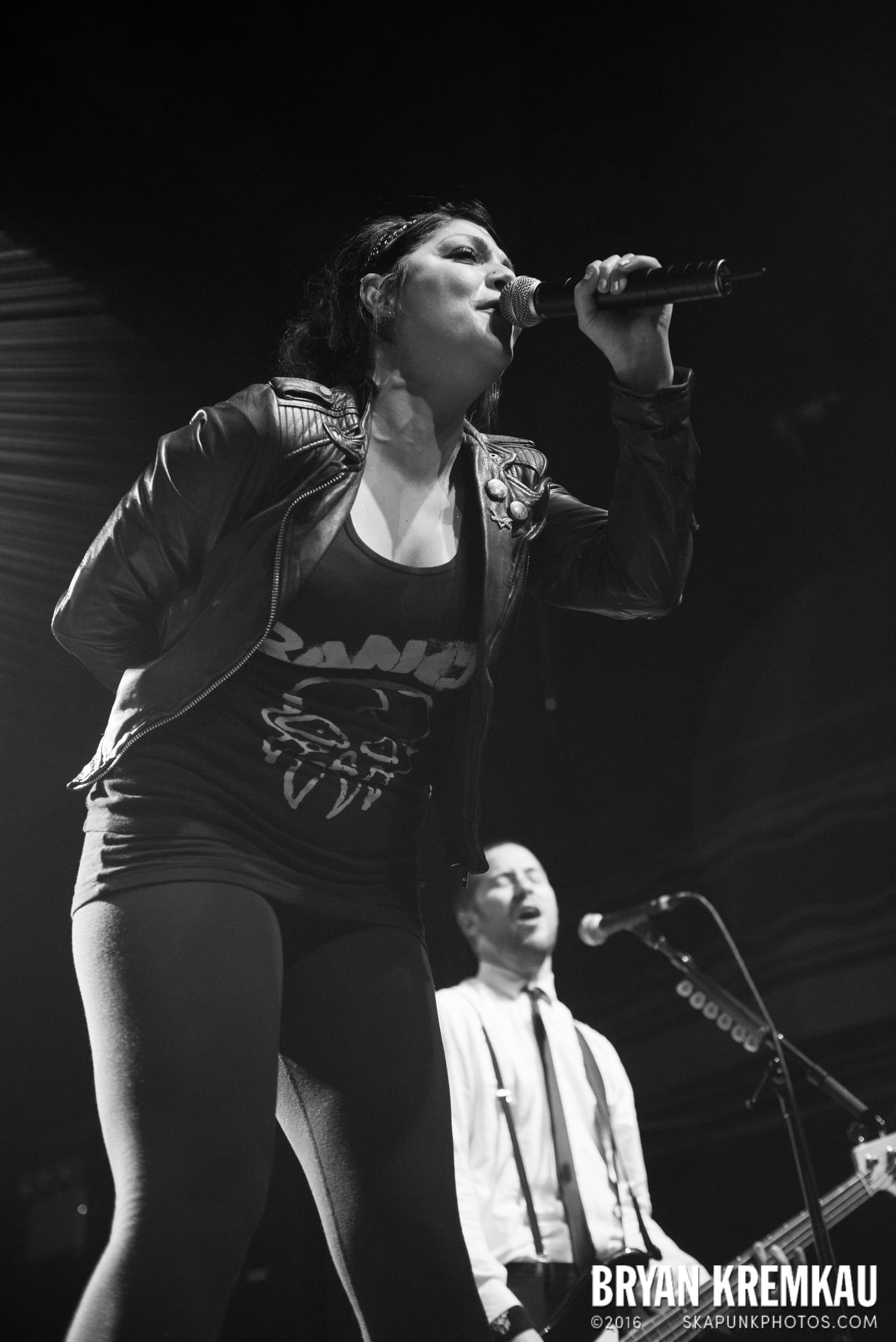 The Interrupters @ Webster Hall, NYC - 7.15.15 (18)