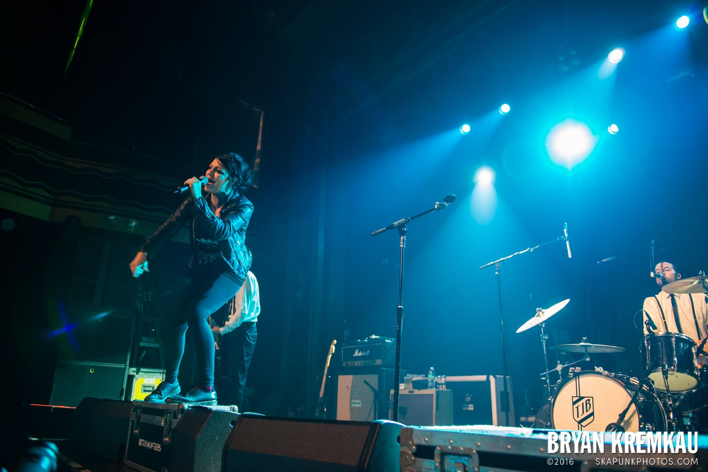 The Interrupters @ Webster Hall, NYC - 7.15.15 (17)