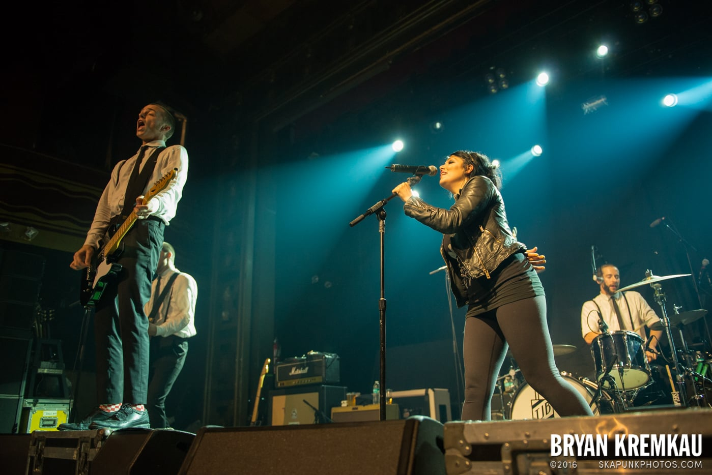 The Interrupters @ Webster Hall, NYC - 7.15.15 (16)