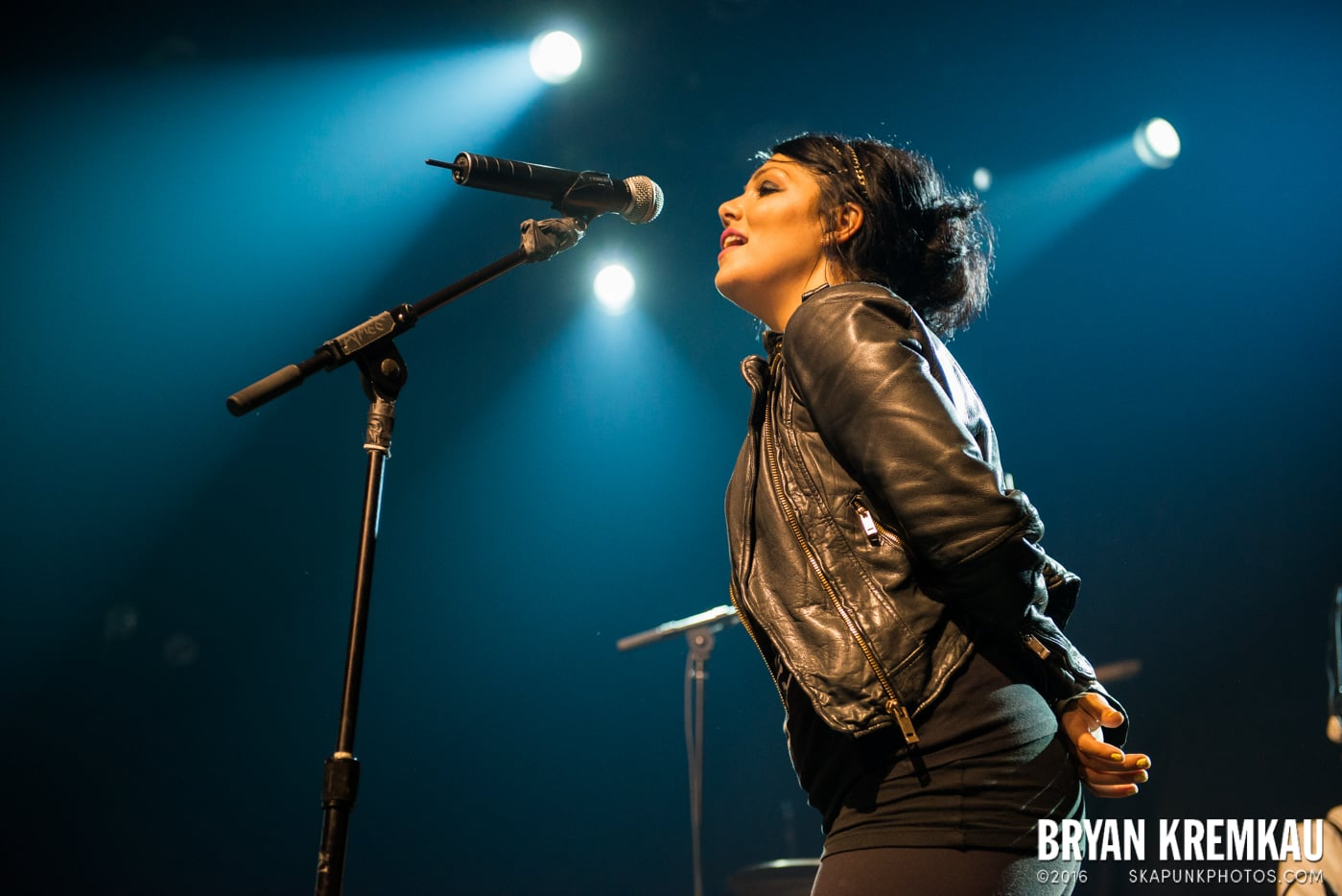 The Interrupters @ Webster Hall, NYC - 7.15.15 (15)