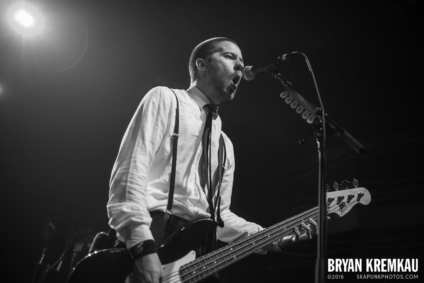 The Interrupters @ Webster Hall, NYC - 7.15.15 (14)
