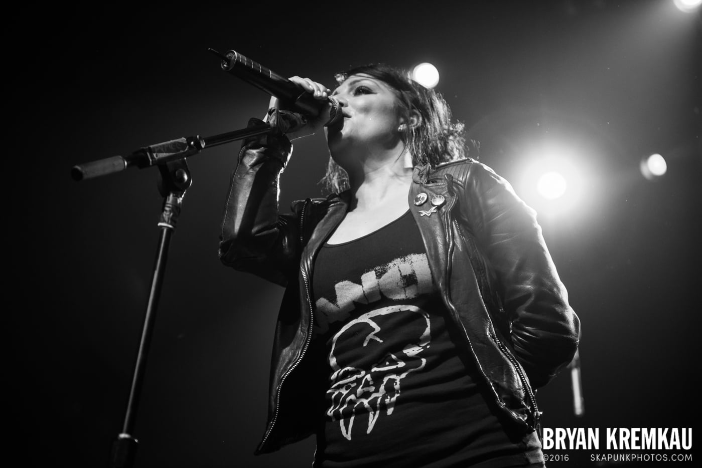 The Interrupters @ Webster Hall, NYC - 7.15.15 (13)