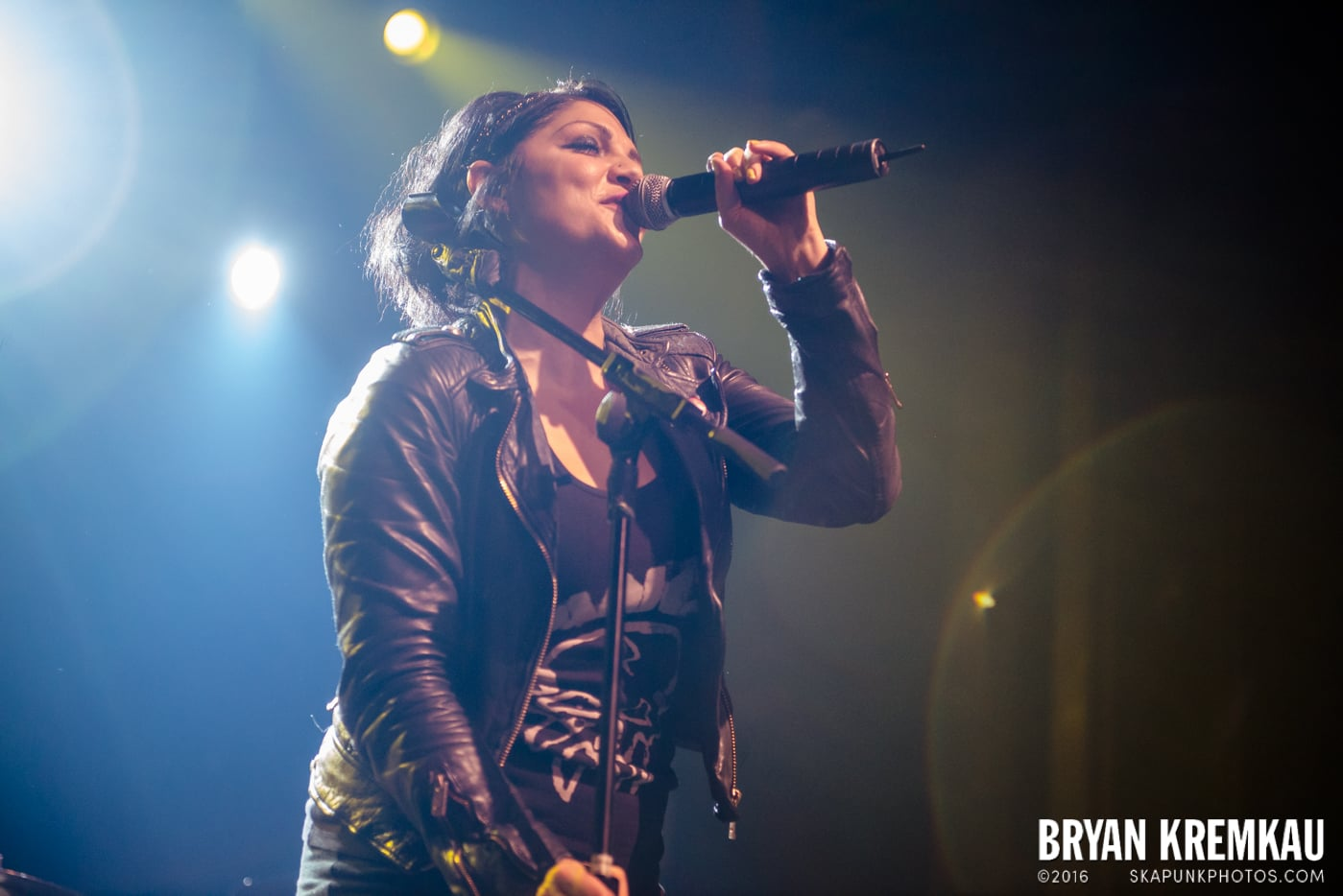 The Interrupters @ Webster Hall, NYC - 7.15.15 (11)