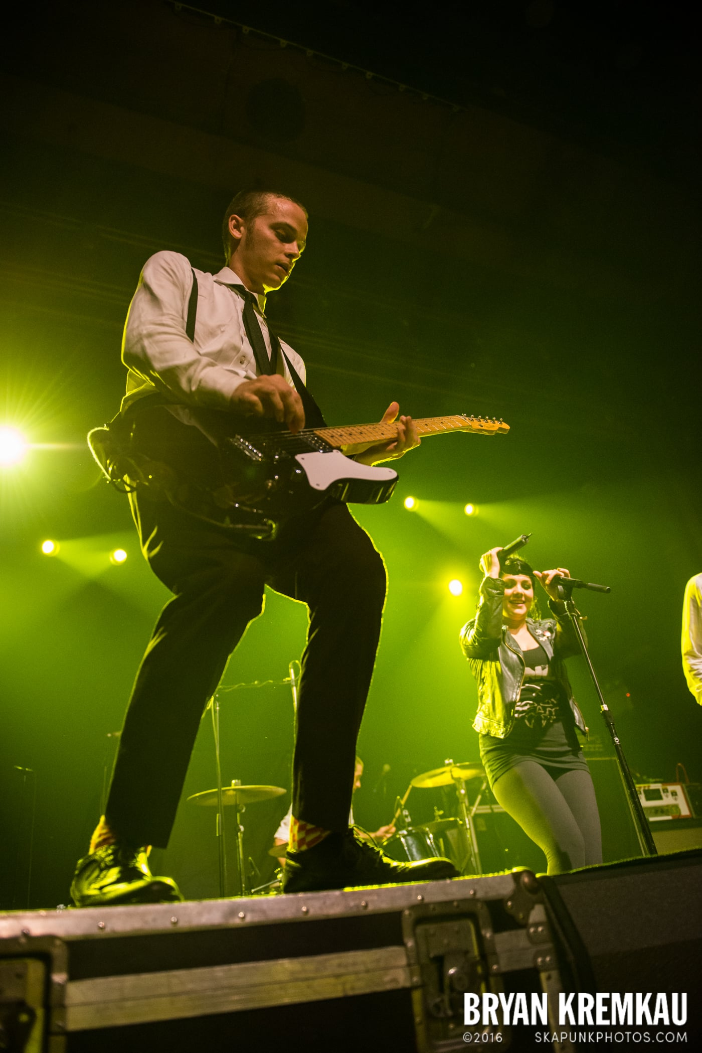 The Interrupters @ Webster Hall, NYC - 7.15.15 (10)