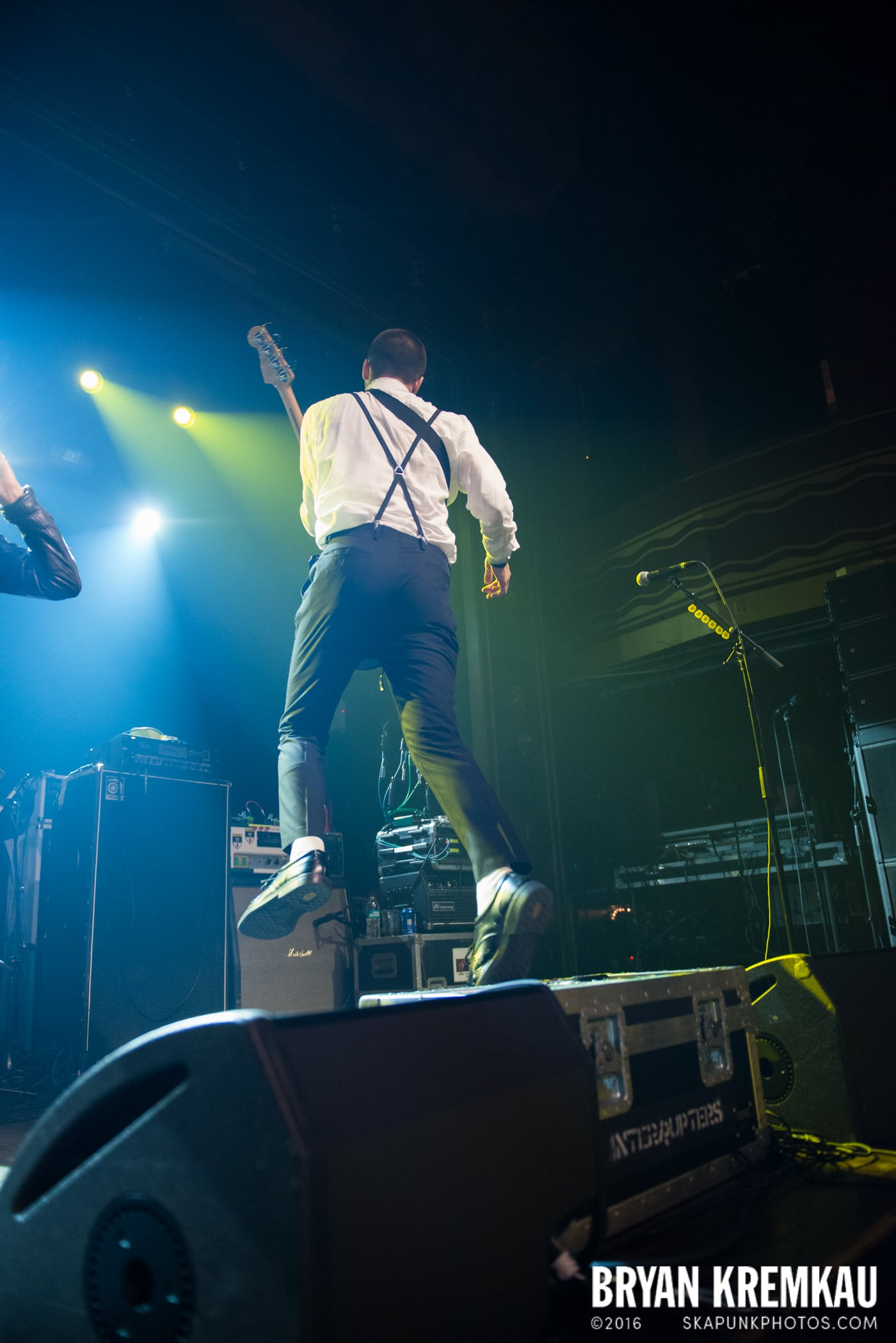 The Interrupters @ Webster Hall, NYC - 7.15.15 (9)