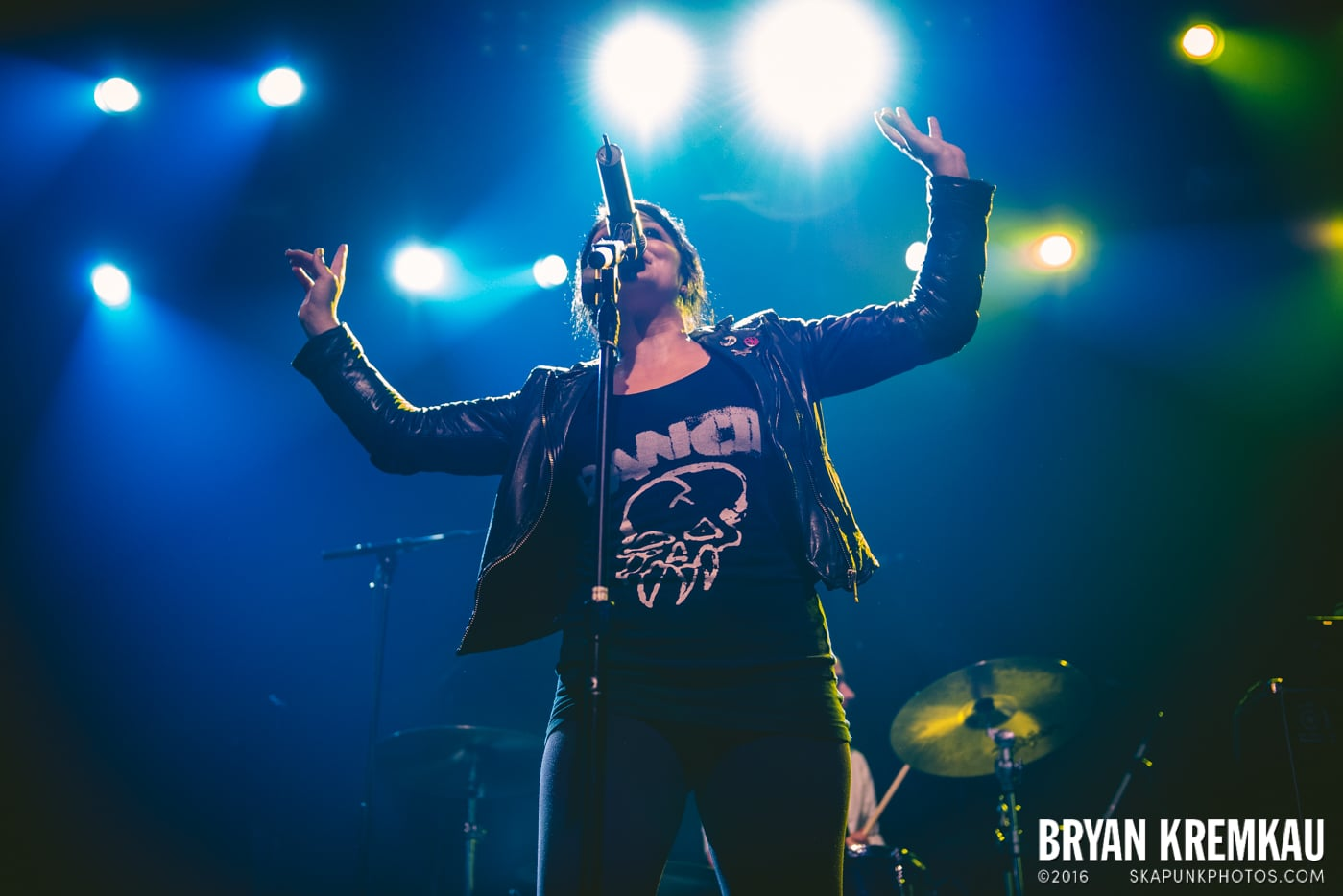 The Interrupters @ Webster Hall, NYC - 7.15.15 (7)