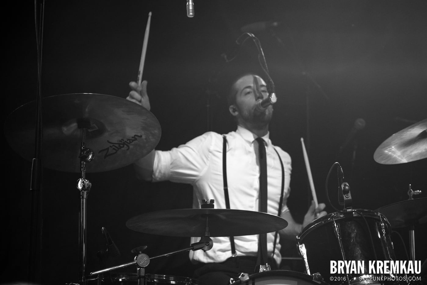 The Interrupters @ Webster Hall, NYC - 7.15.15 (6)