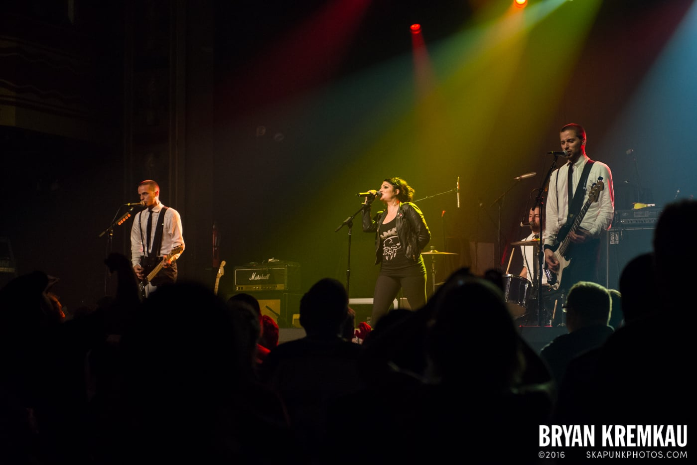 The Interrupters @ Webster Hall, NYC - 7.15.15 (5)