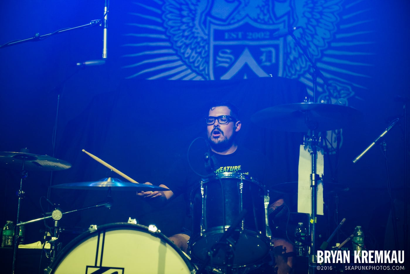 Street Dogs @ Webster Hall, NYC - 7.15.15 (37)
