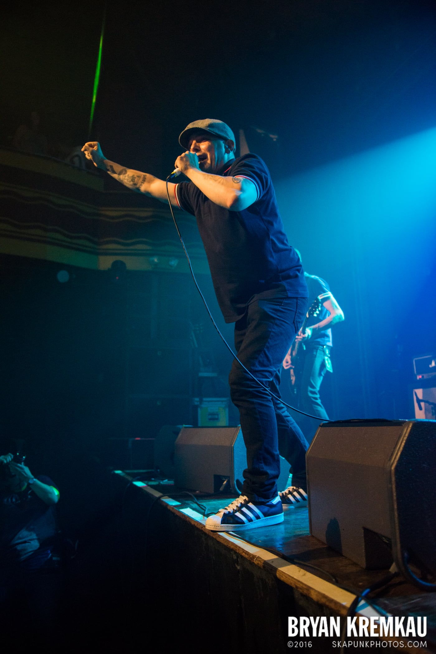 Street Dogs @ Webster Hall, NYC - 7.15.15 (30)