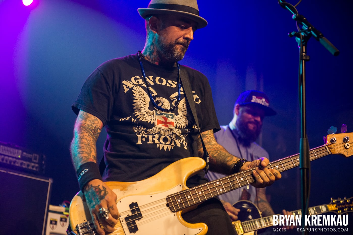 Street Dogs @ Webster Hall, NYC - 7.15.15 (26)