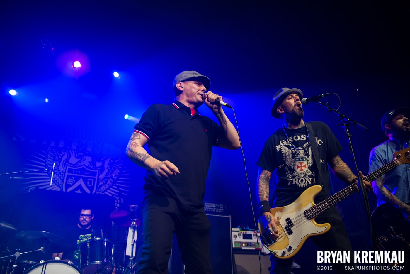 Street Dogs @ Webster Hall, NYC - 7.15.15 (24)