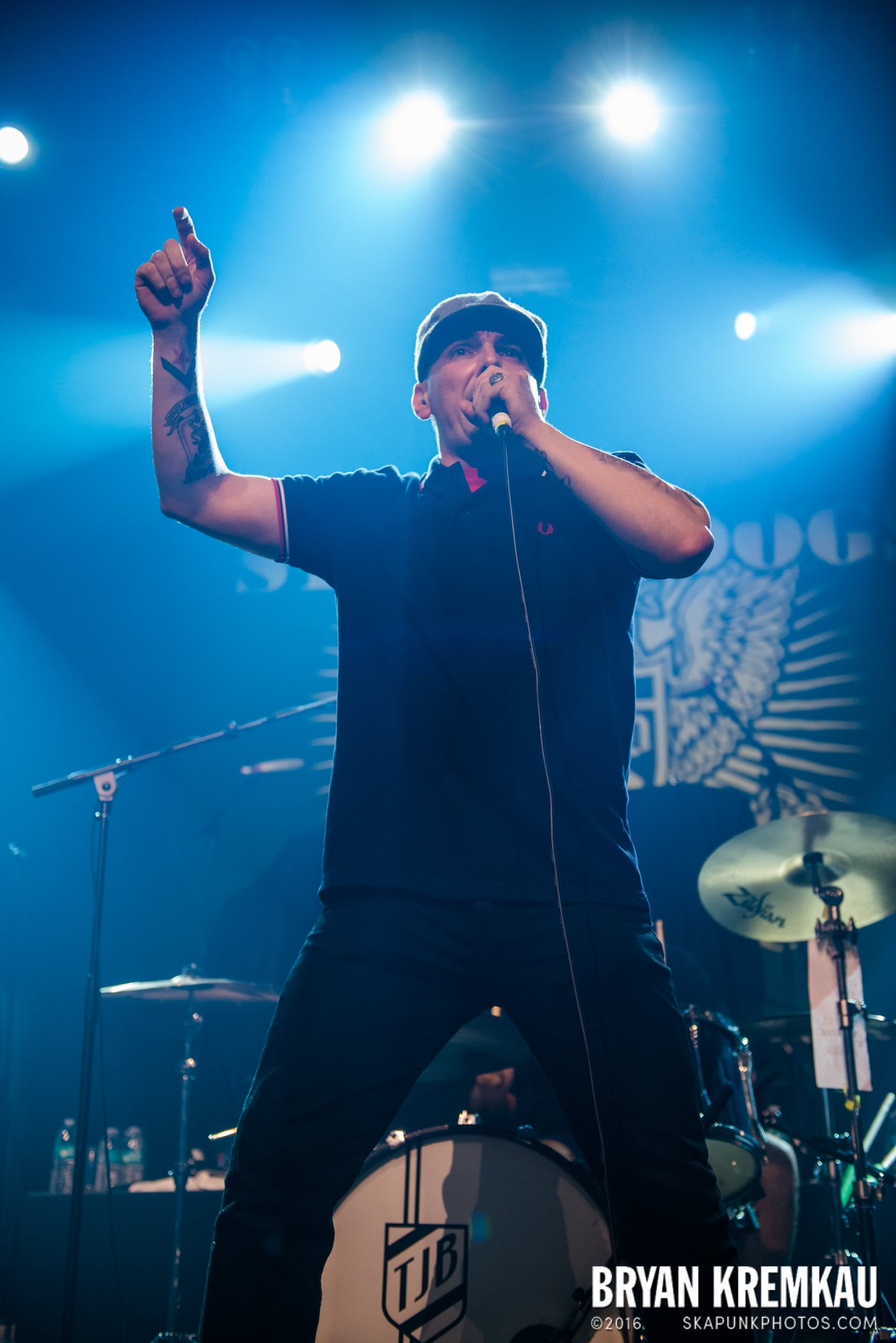 Street Dogs @ Webster Hall, NYC - 7.15.15 (20)
