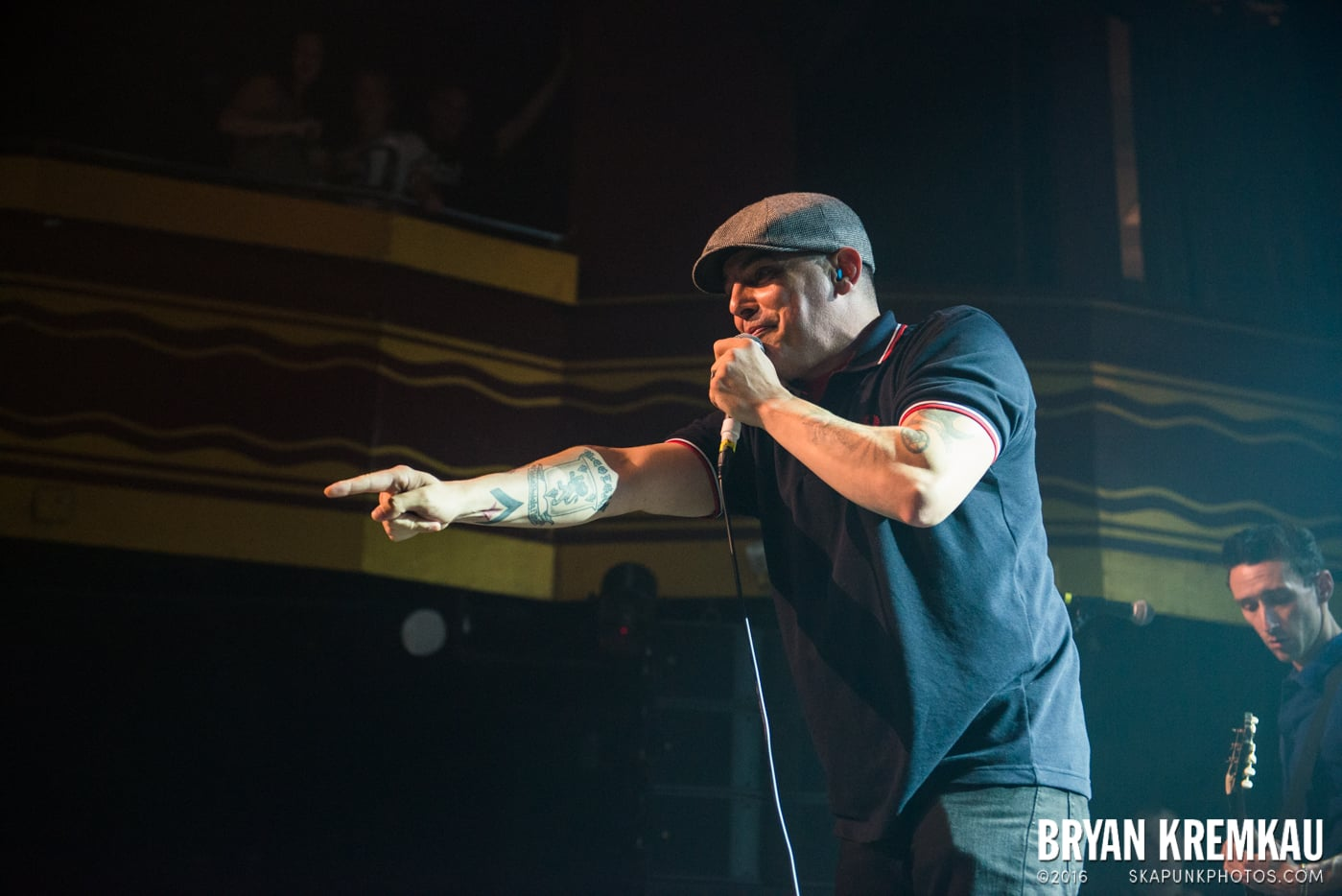 Street Dogs @ Webster Hall, NYC - 7.15.15 (14)