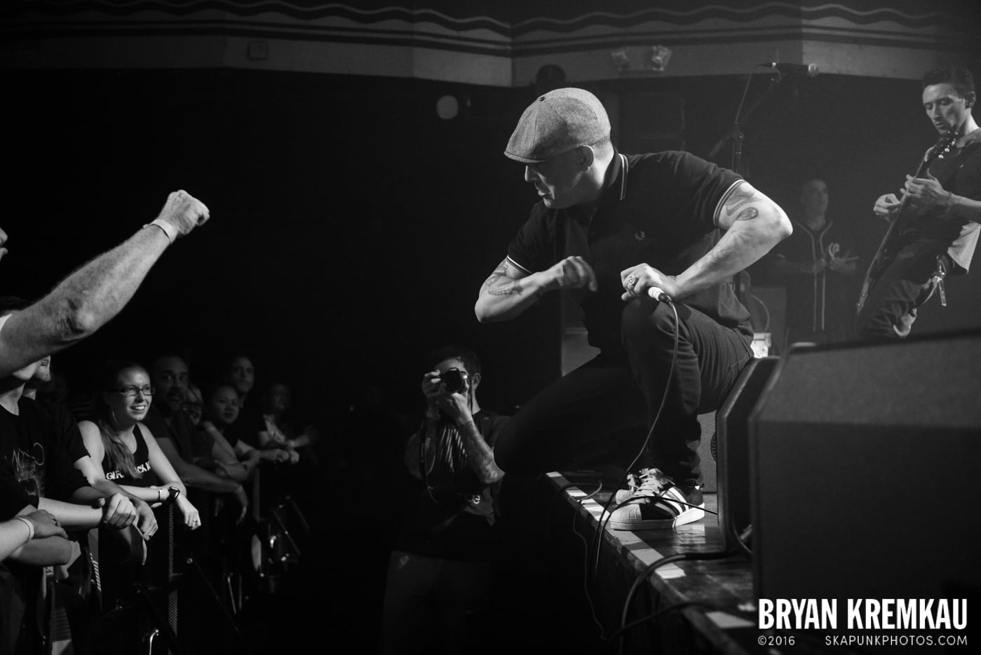 Street Dogs @ Webster Hall, NYC - 7.15.15 (13)