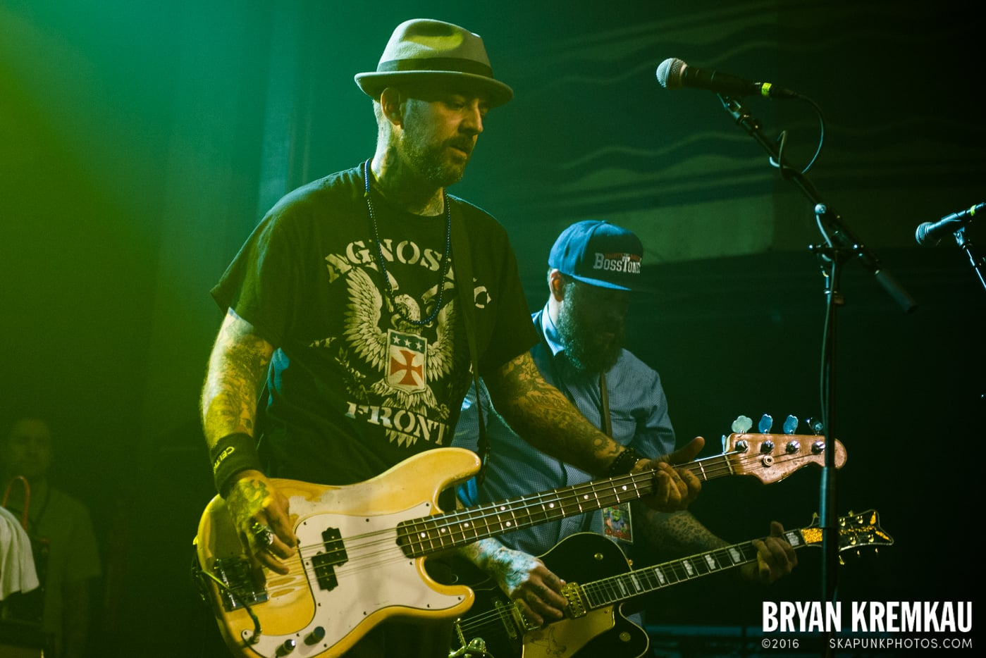 Street Dogs @ Webster Hall, NYC - 7.15.15 (10)