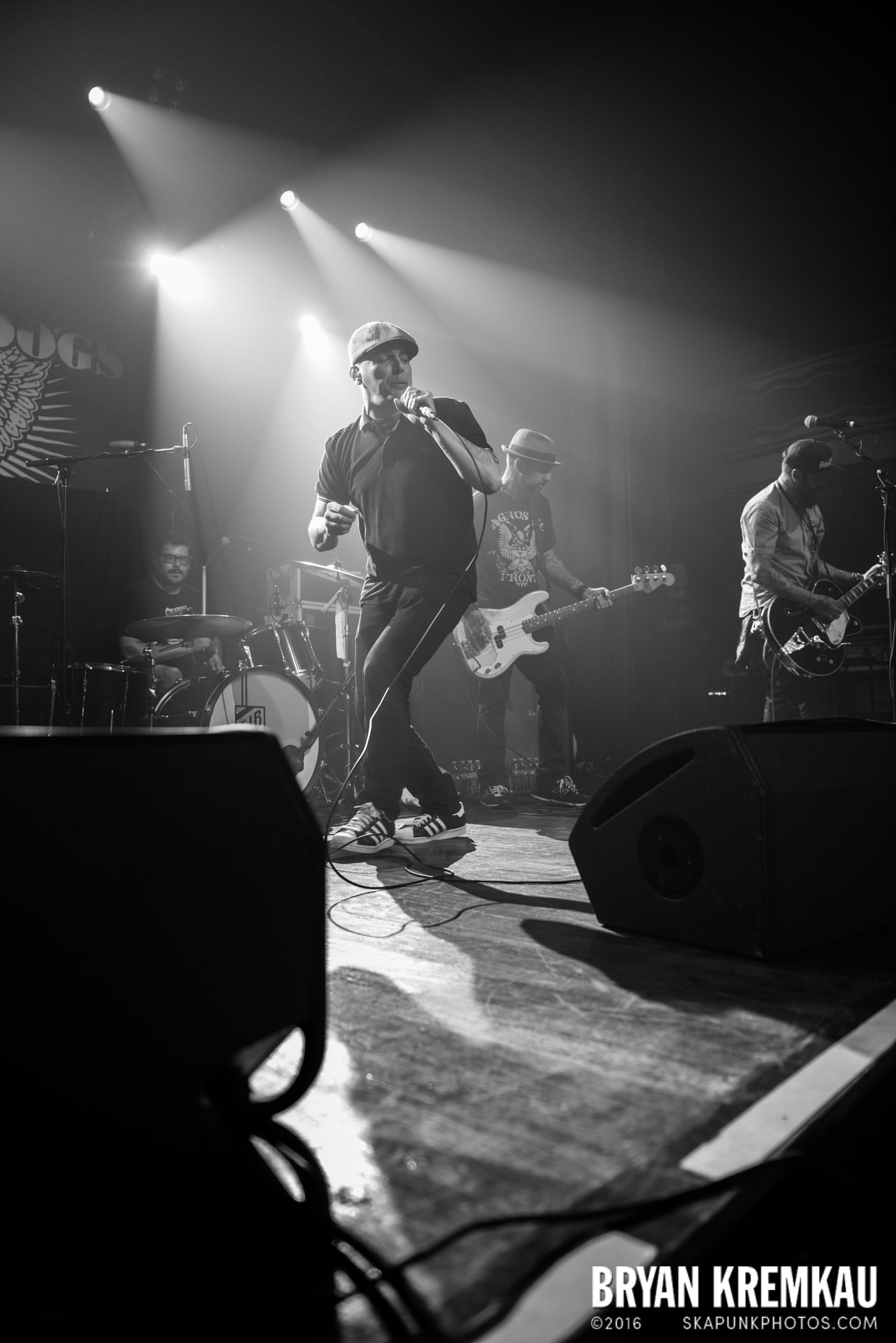 Street Dogs @ Webster Hall, NYC - 7.15.15 (7)