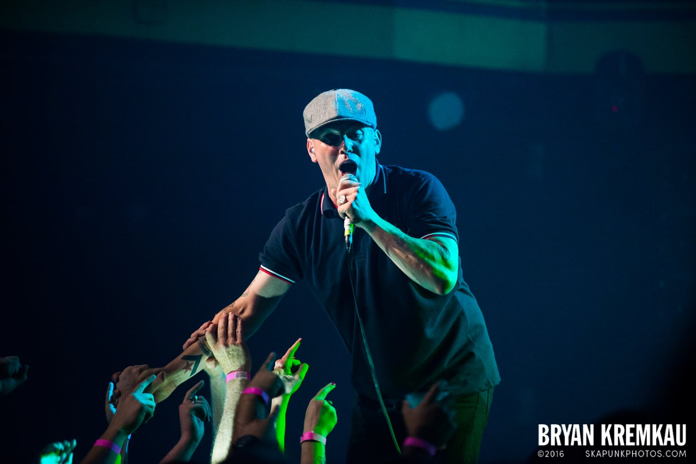 Street Dogs @ Webster Hall, NYC - 7.15.15 (3)