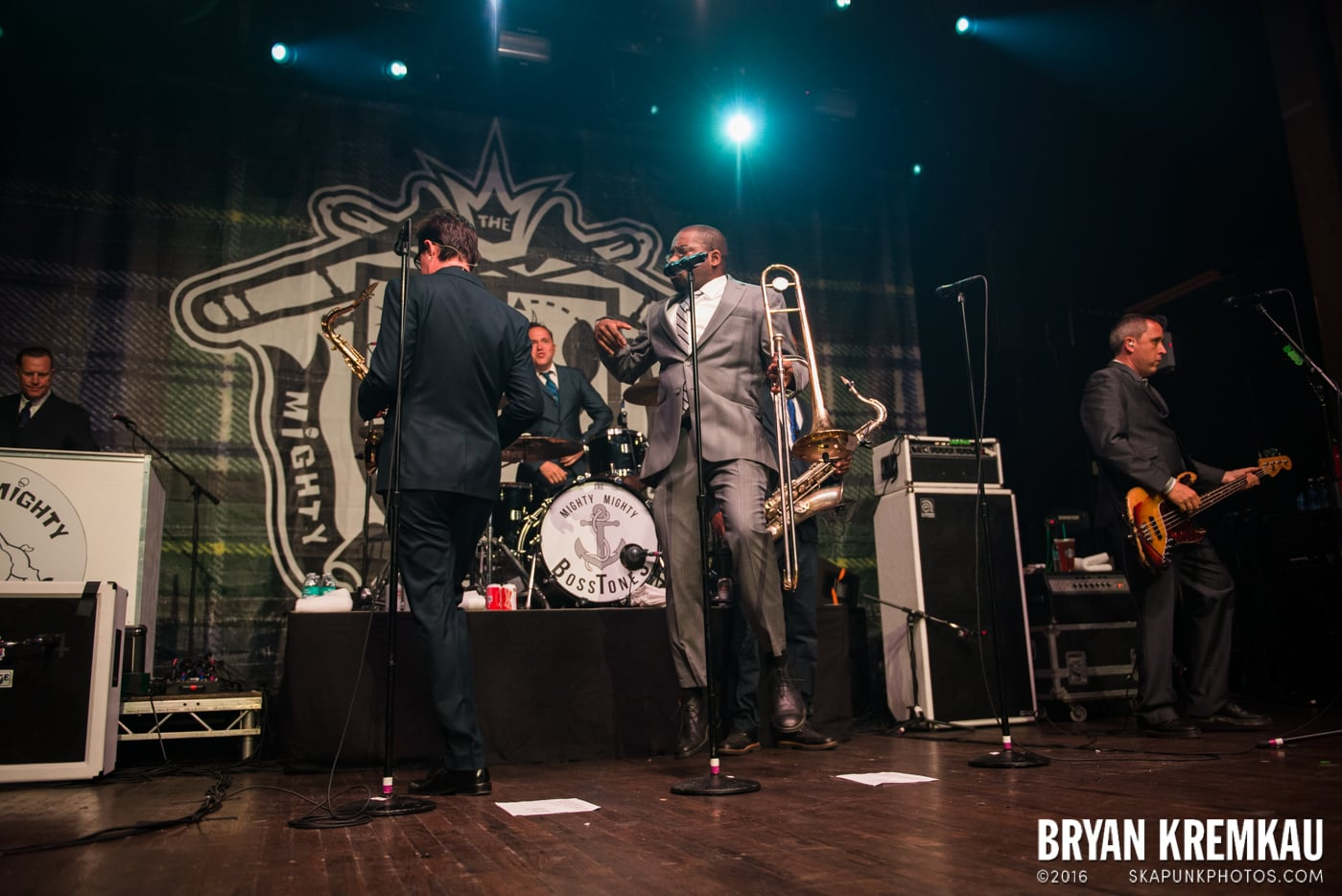 Mighty Mighty Bosstones @ Webster Hall, NYC - 7.15.15 (65)