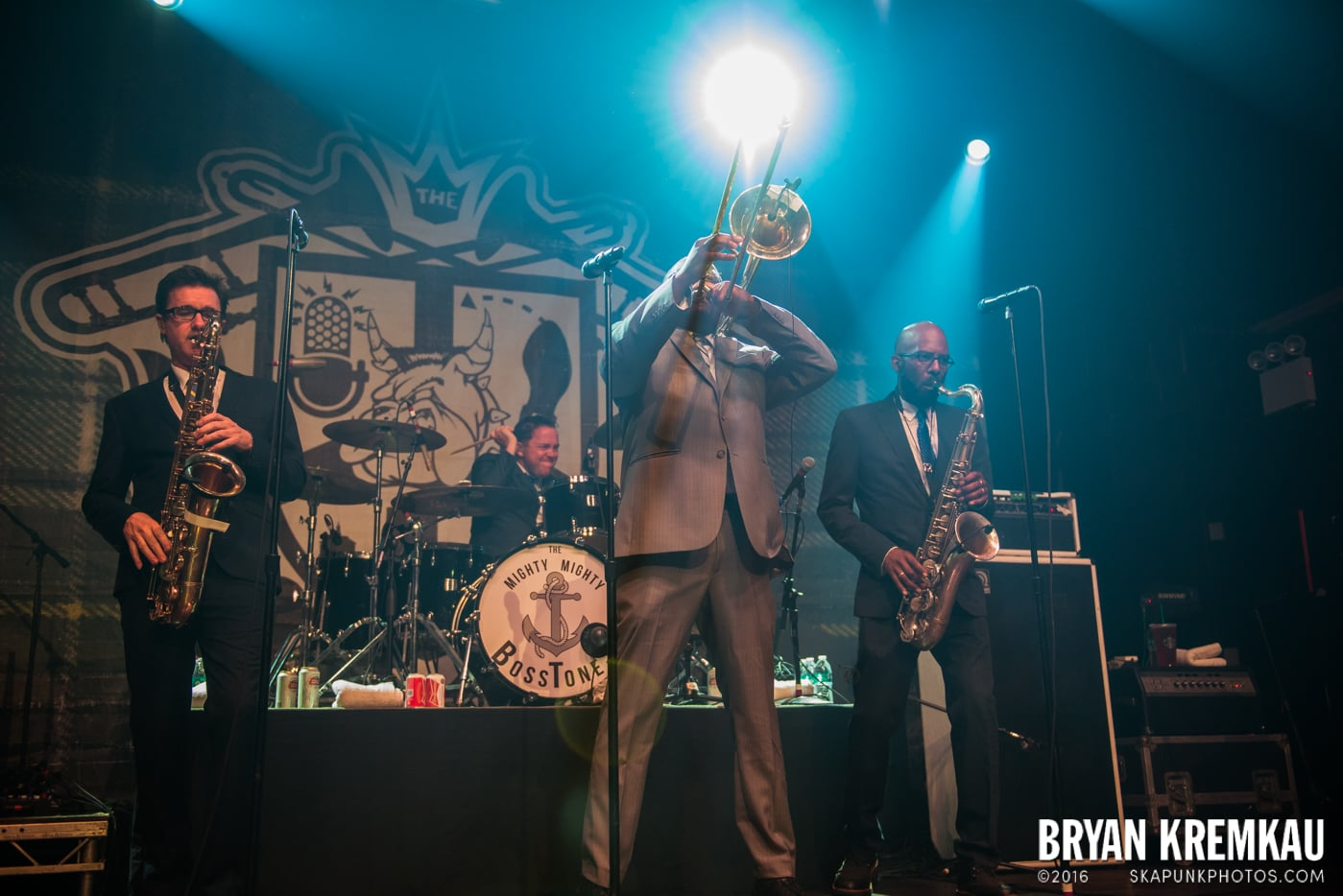 Mighty Mighty Bosstones @ Webster Hall, NYC - 7.15.15 (63)