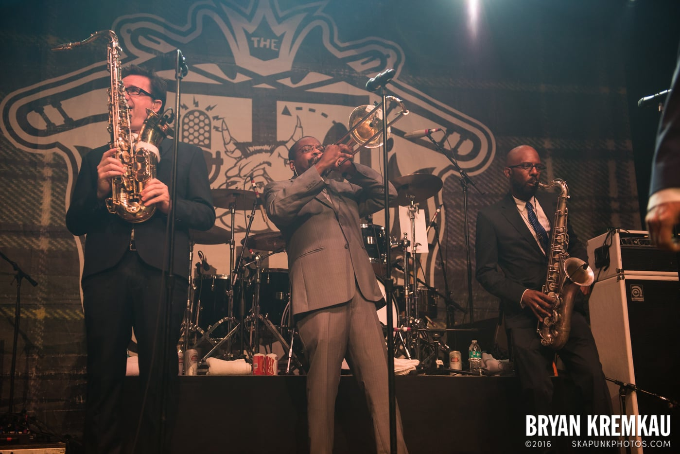 Mighty Mighty Bosstones @ Webster Hall, NYC - 7.15.15 (62)