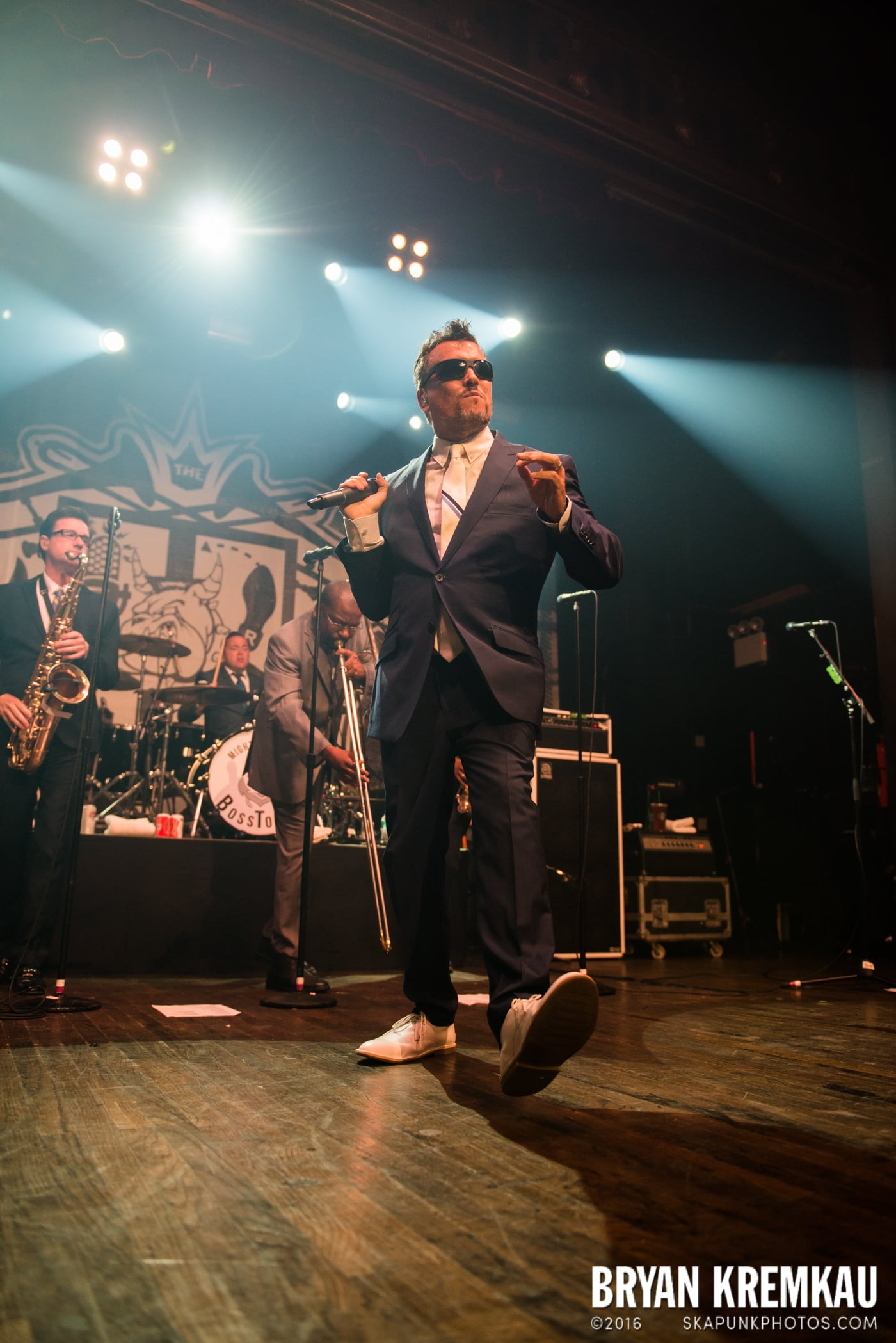 Mighty Mighty Bosstones @ Webster Hall, NYC - 7.15.15 (61)