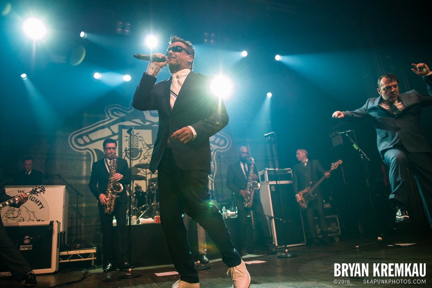 Mighty Mighty Bosstones @ Webster Hall, NYC - 7.15.15 (59)