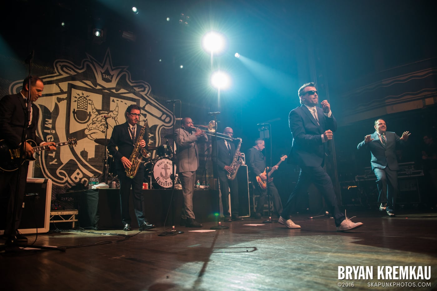 Mighty Mighty Bosstones @ Webster Hall, NYC - 7.15.15 (54)