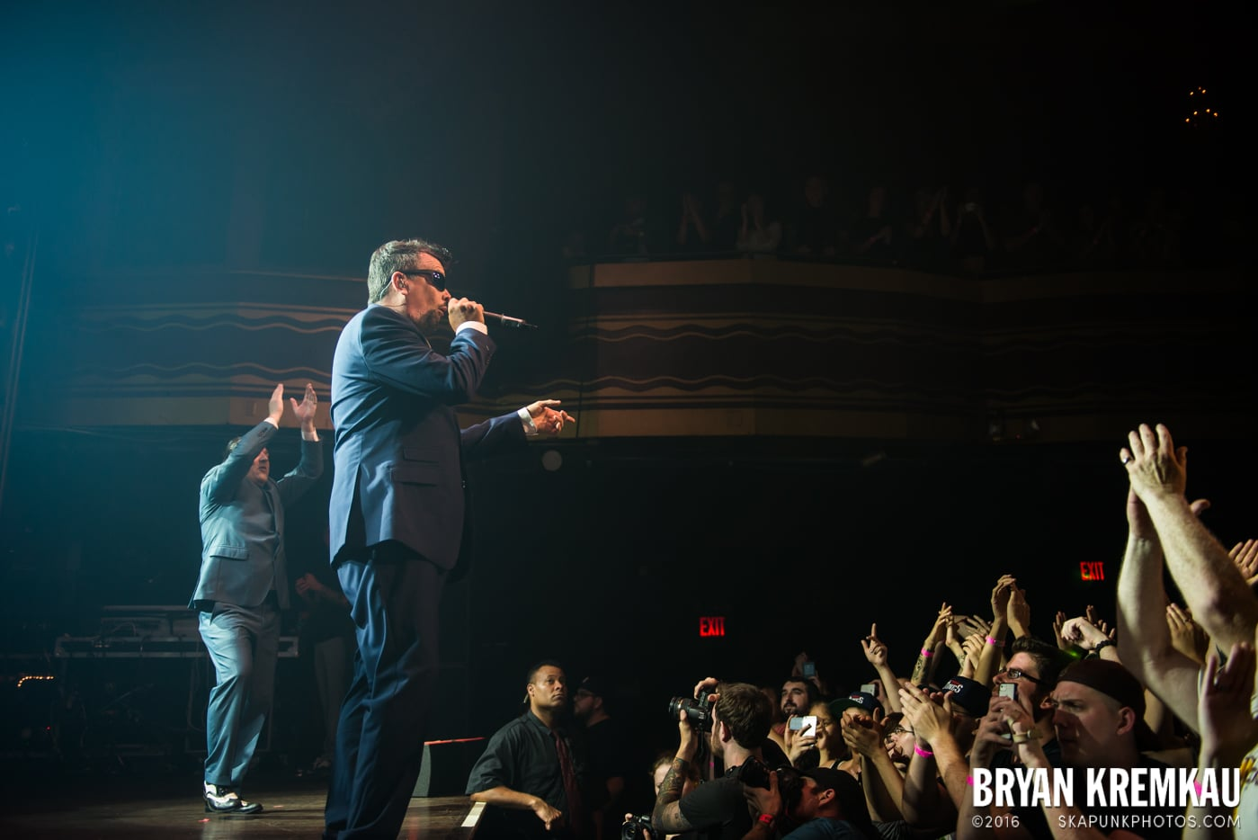 Mighty Mighty Bosstones @ Webster Hall, NYC - 7.15.15 (53)