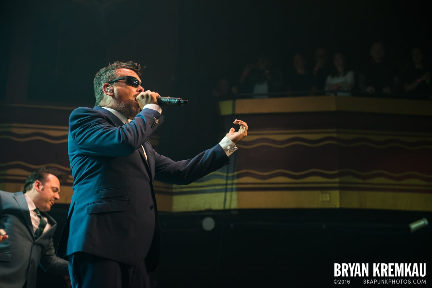 Mighty Mighty Bosstones @ Webster Hall, NYC - 7.15.15 (52)